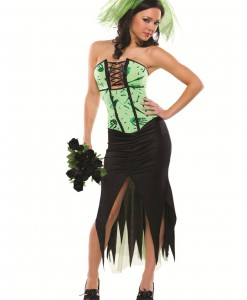 Womens Sexy Monster Bride Costume