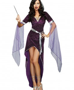 Women's Sorcery & Seduction Costume