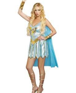 Women's Dragon Warrior Queen Costume
