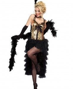 Women's Burlesque Bombshell Costume