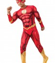 Deluxe Child Flash Costume