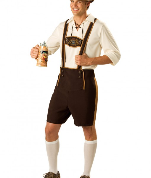 Teen Bavarian Guy Costume - Teen Bavarian Guy Costume - Halloween Costume Ideas 2016