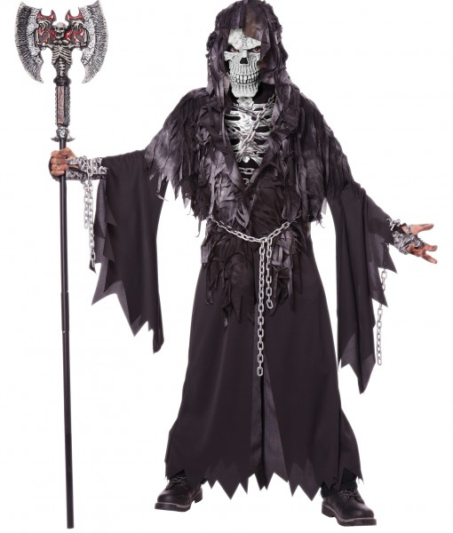 Child's Evil Unchained Costume