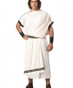Mens Plus Size Toga Costume