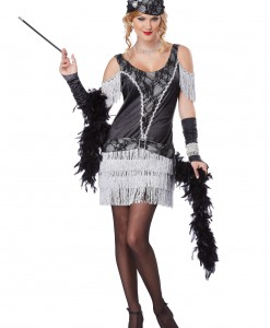 Razzle Dazzle Flapper Dress