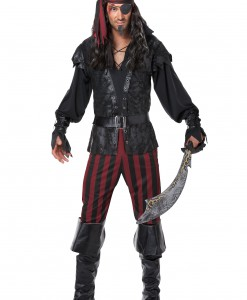 Men's Ruthless Rogue Pirate Costume