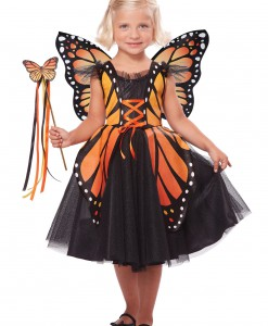 Toddler Monarch Princess Costume
