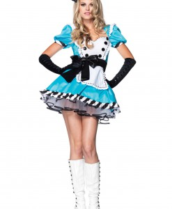 Plus Size Charming Alice Costume