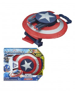 Captain America Super Soldier Dart Shield