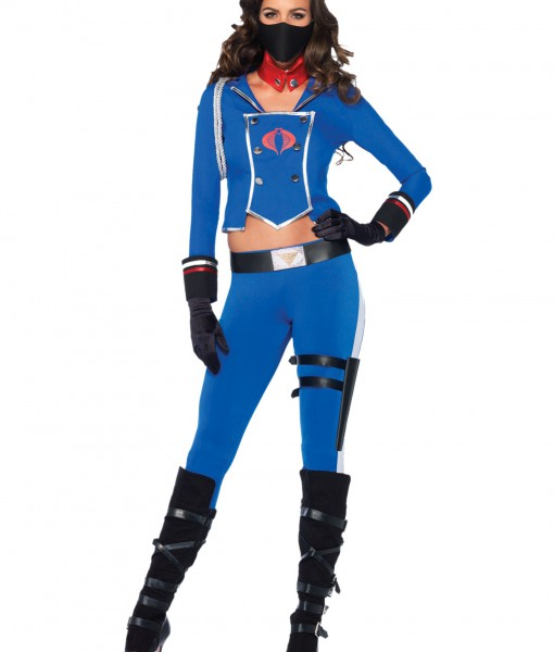 GI Joe Cobra Commander Adult Costume