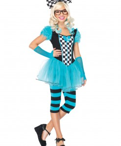 Hipster Alice Tween Costume