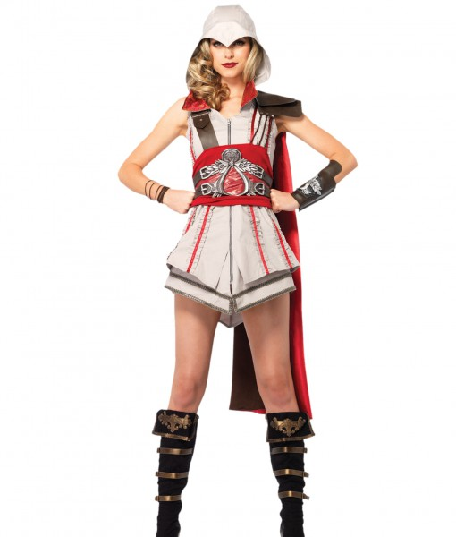 Assassin's Creed Ezio Girl Adult Costume