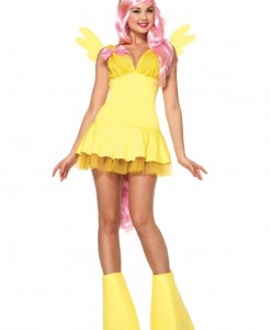 My Little Pony Fluttershy Adult Costume