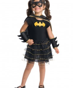 Toddler Batgirl Tutu Set