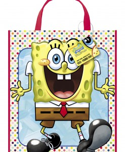 SpongeBob Party Tote Bag