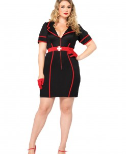 Plus Size Naughty Night Nurse