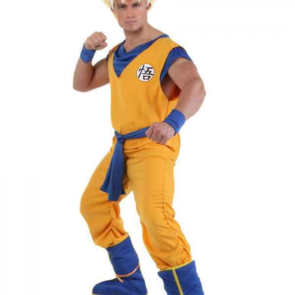 Dragon Ball z Halloween Costumes For Adults Costumes/dragon Ball z