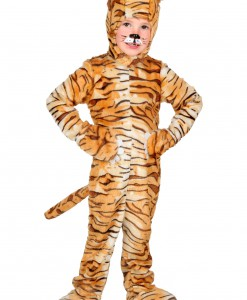 Toddler Tiger Costume
