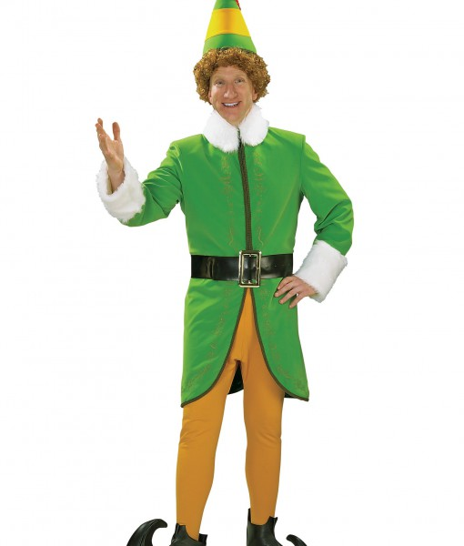 Deluxe Buddy the Elf Costume