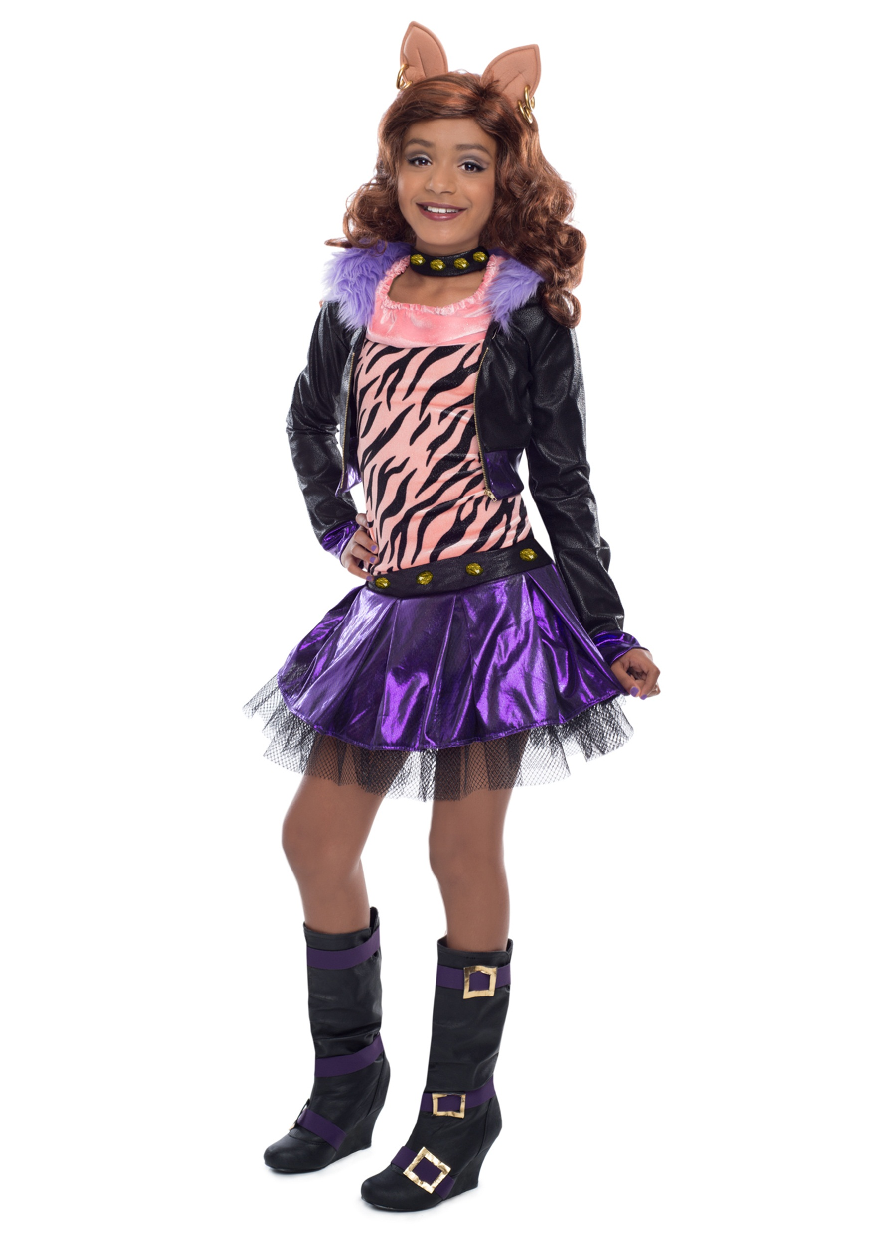 deluxe monster high clawdeen wolf costume halloween costume ideas 2018