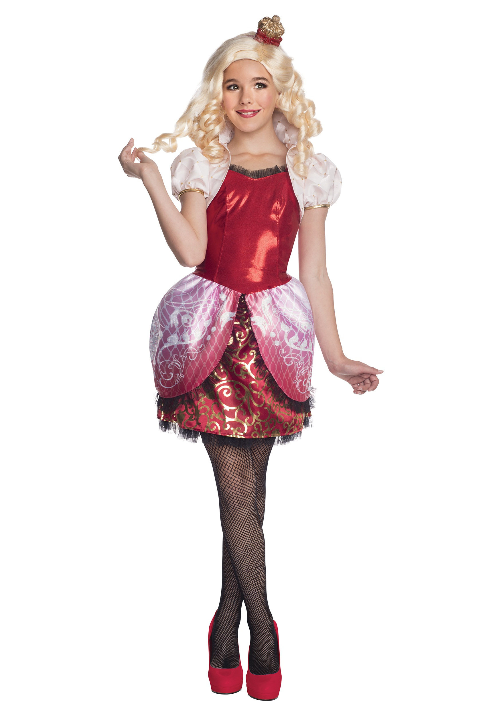 ever after high girls apple white costume - halloween costume ideas 2018