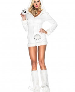 Sexy Polar Bear Costume