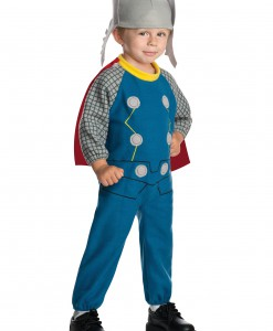 Toddler Thor Fleece Jumpsuit