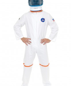 White Astronaut Suit