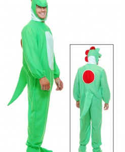 Adult Green Dragon Costume