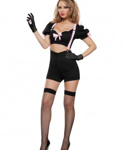 Womens Pouncing Kitty Costume