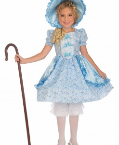 Lil Bo Peep Child Costume