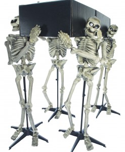 Skeleton Pall Bearers