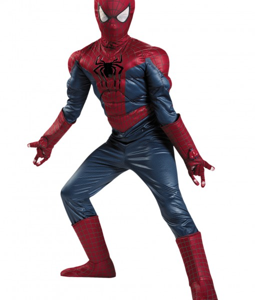 Boys Prestige Spider-Man 2 Costume