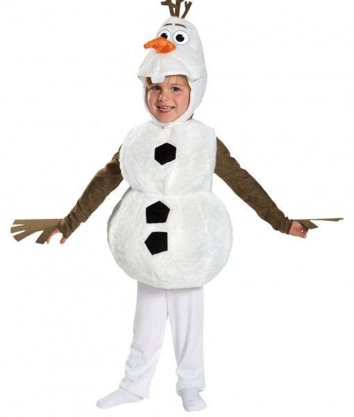 Halloween 2019 Costume Ideas Kids.Frozen Olaf Child Costume