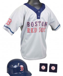 Kids Boston Red Sox Uniform