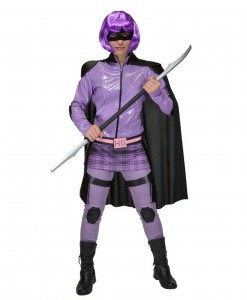 Kick Ass Hit Girl Adult Costume