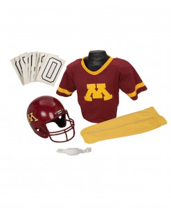 Minnesota Golden Gophers Child Uniform