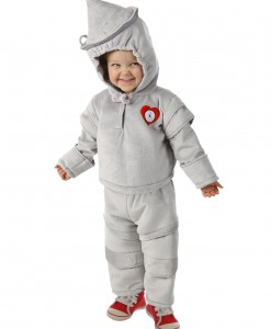 The Wizard of Oz Cuddly Tin Man Costume