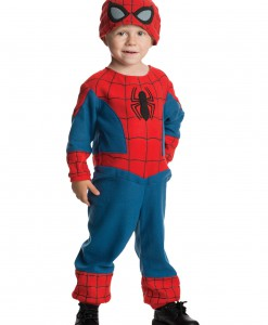 Toddler Amazing Spider-Man Fleece Jumpsuit