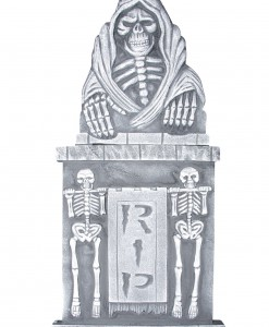 36 Two Piece Tombstone
