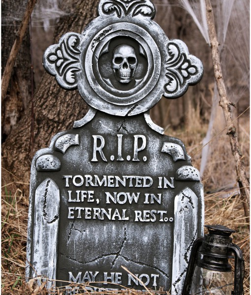 36 Two Piece Eternal Rest Tombstone