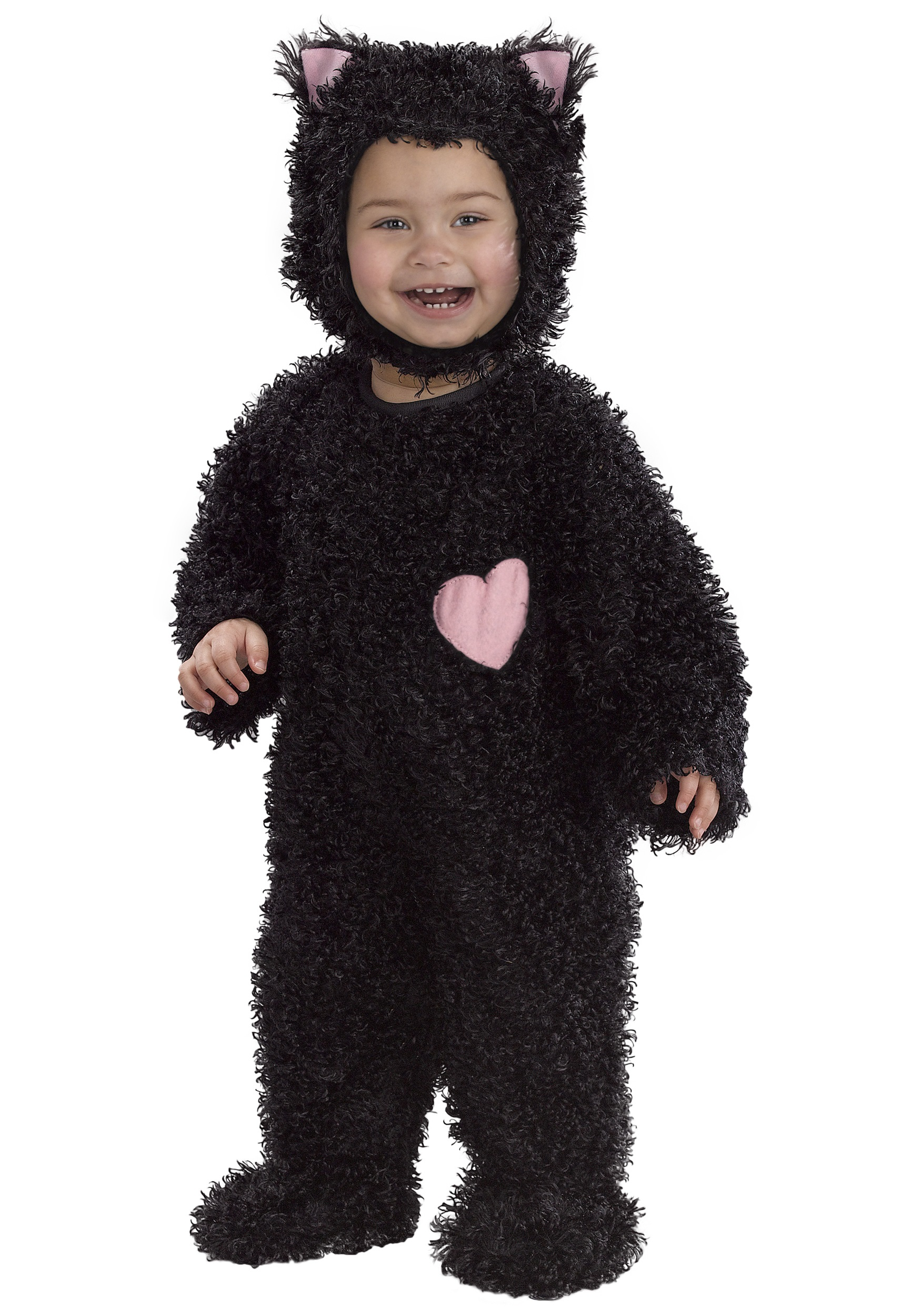 Toddler Scruffy Black Kitty Costume Halloween Costume Ideas 2018
