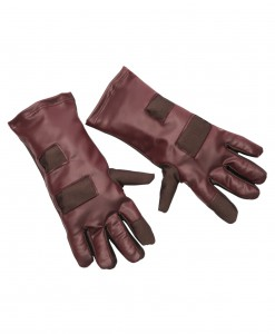 Adult Star Lord Gloves