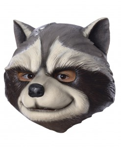 Child Rocket Raccoon 3/4 Mask