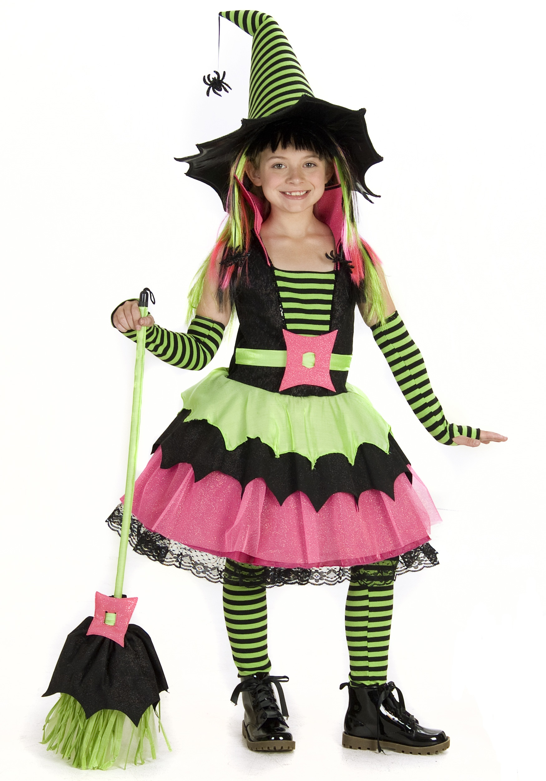 child spiderina witch costume - halloween costume ideas 2018