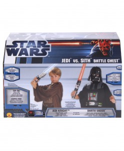 Jedi vs Sith Battle Chest