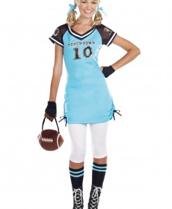 Teen Touchdown Cutie Costume