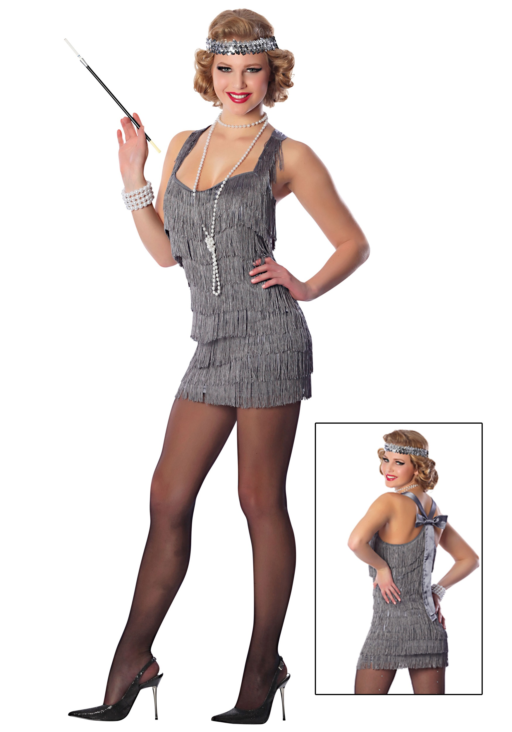 Sexy flapper costume Nude Photos 14