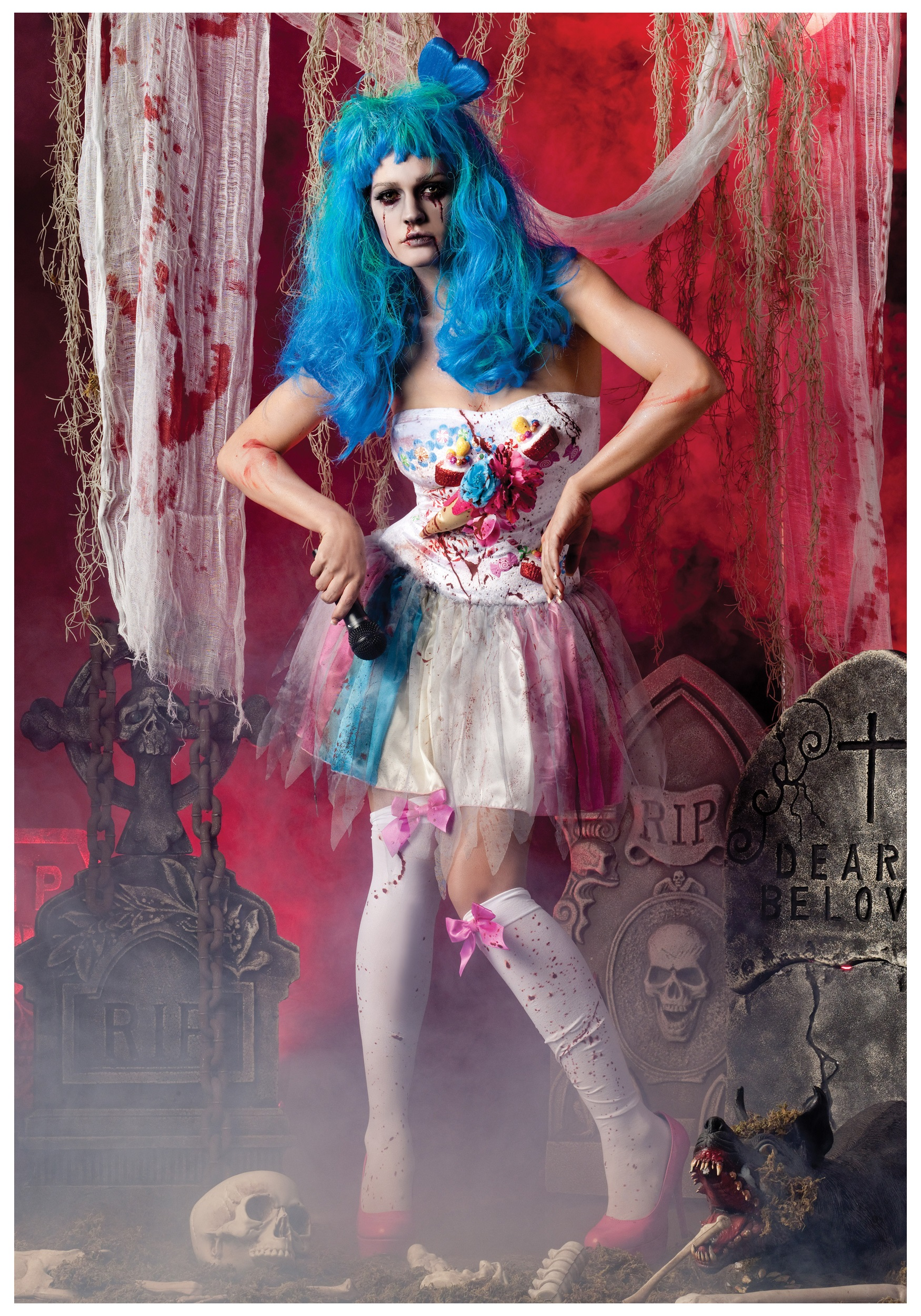 Zombie California Candy Costume Halloween Costume Ideas 2018