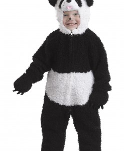 Toddler Panda Suit